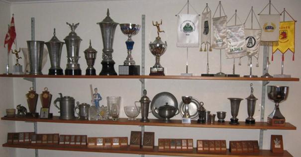 klubbpokaler